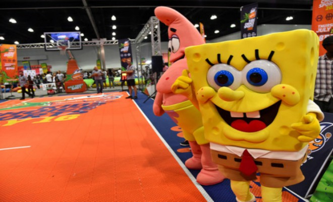Photo by Alberto E. Rodriguez/Getty Images for Nickelodeon via  examiner