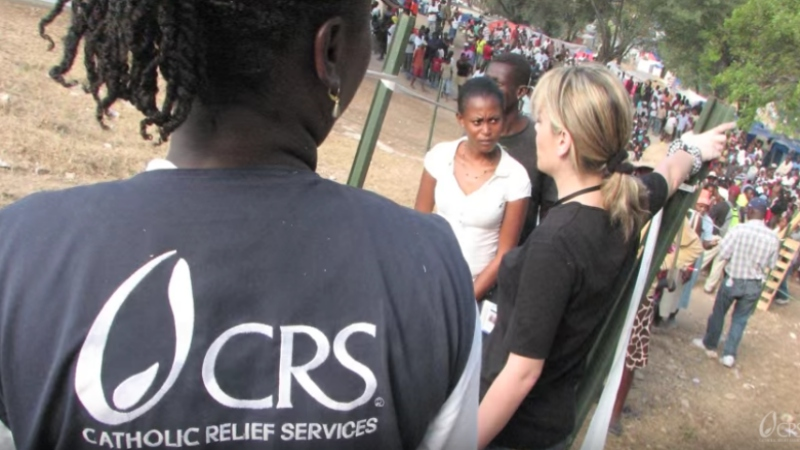 CRS SUPPORT AT THE SITE 2