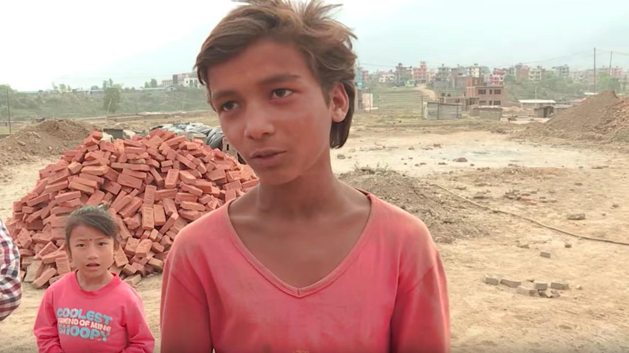 child labor nepal 4