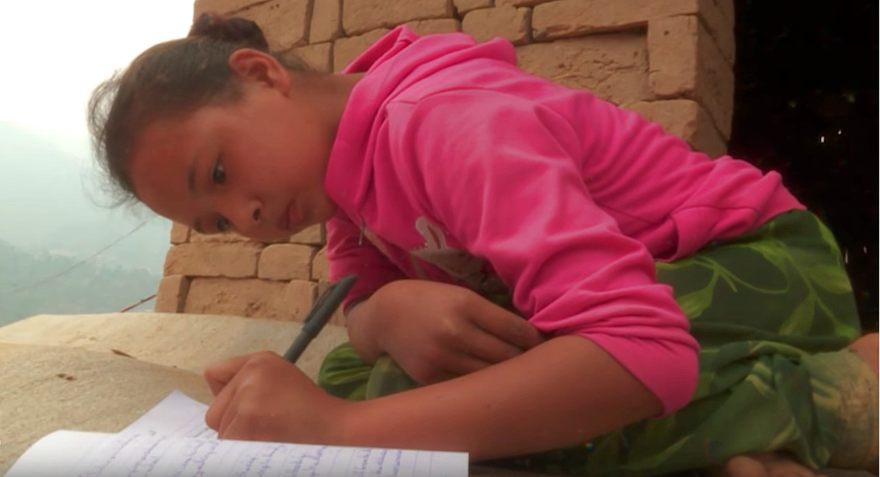 nepal child lobor and study