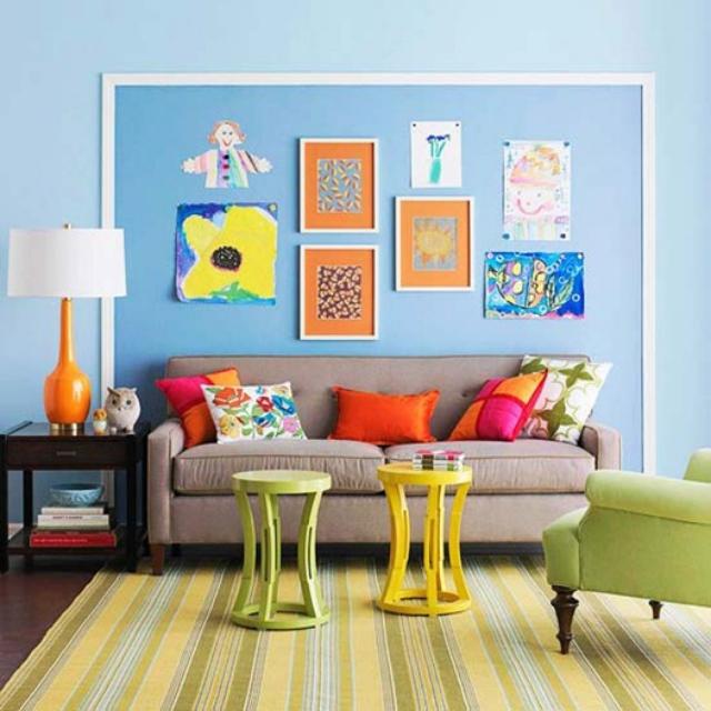 asymmetric-kids-art-display-bhg