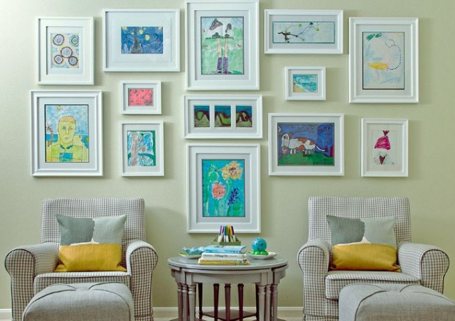 white-framed-kids-wall-art